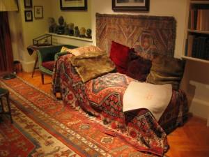 Freud-Sofa-pszichoterapia